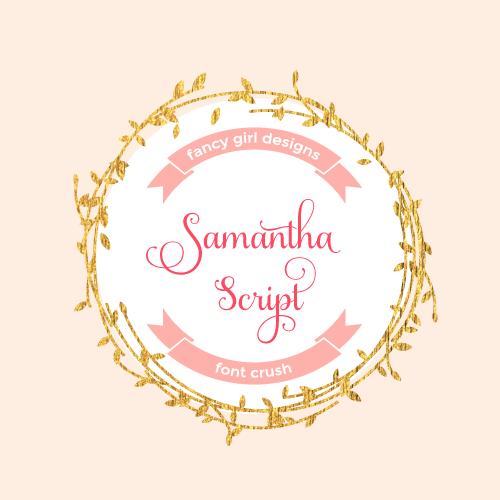 Samantha Script And An Announcement