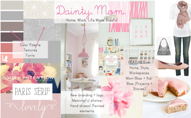 Featured Project: Dainty Mom