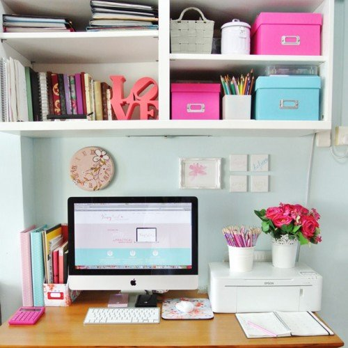Prettifying The Home Office