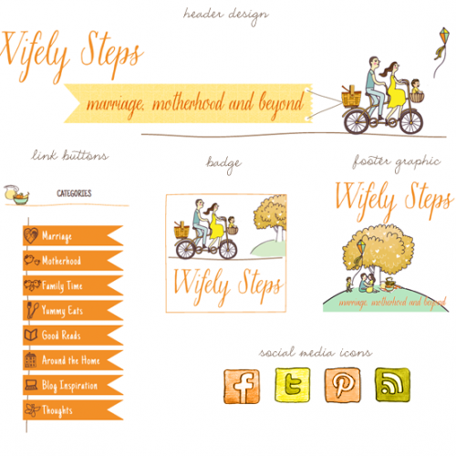 Featured Project: Wifely Steps