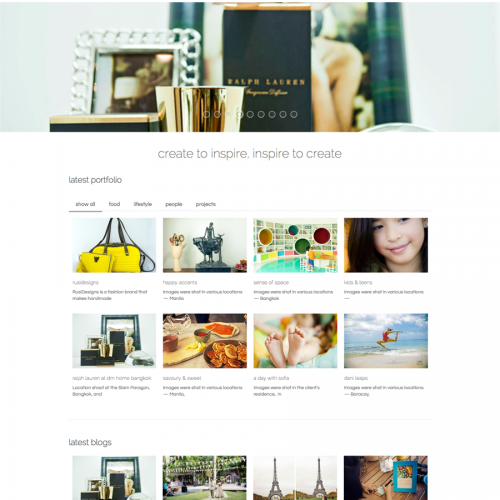 Featured Project: Miaymarch.com