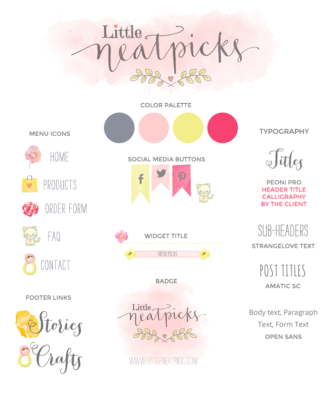 Featured Project: Little Neatpicks
