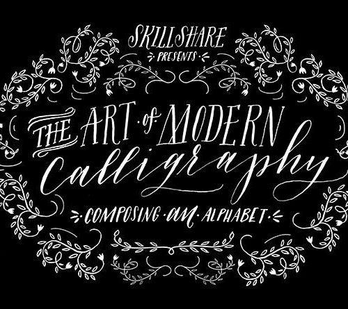 Calligraphy Class, Anyone?