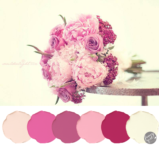 Pink And Mauve