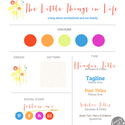 Featured  Project: The Little Things
