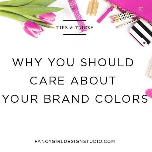 Why You Should Care About Your Brand Colors