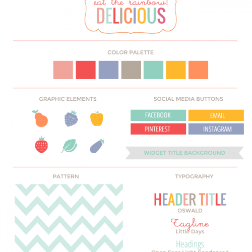 Featured Project: Rainbow Delicious