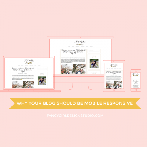 Why Your Blog Should Be Mobile Responsive