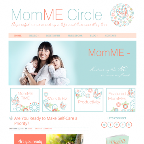 Featured Project: MomMe Circle