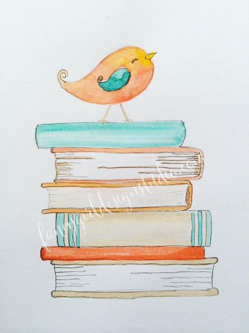 bird&books