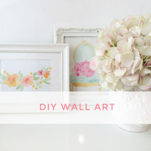 DIY Art for the Home