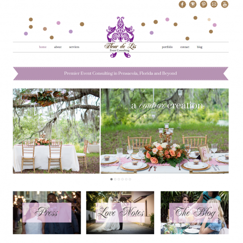 Featured Project: Fleur de Lis
