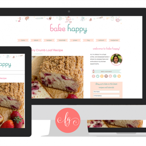 Featured Project: Bake Happy