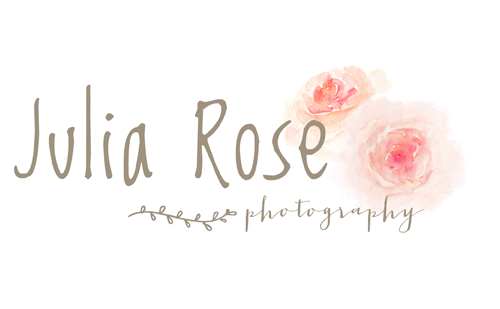 Featured Project: Logo Design for Julia Rose Photography