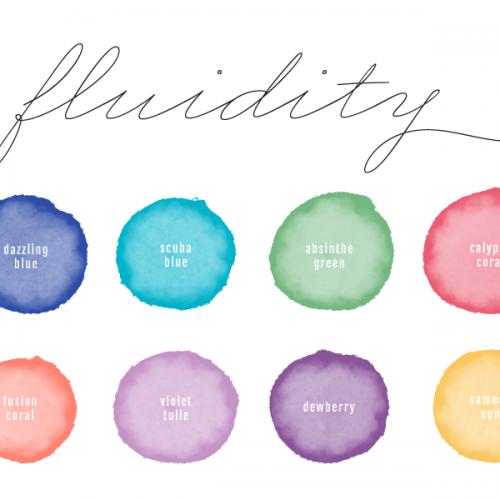Colour Trends: Fluidity