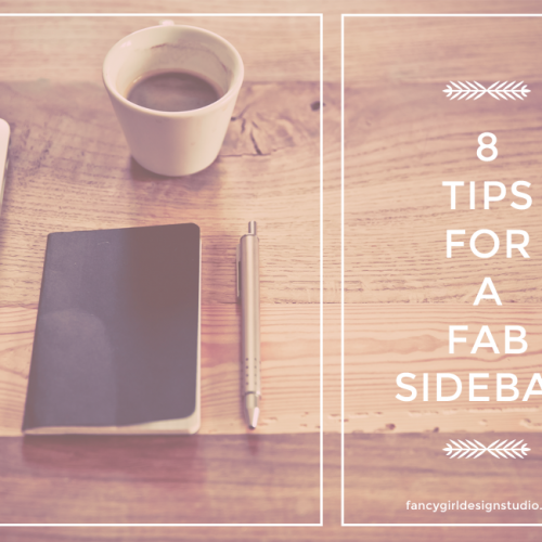 8 Tips for a Fab Sidebar