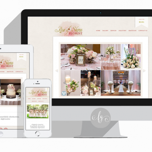 Featured Project: Rose of Sharon Florist