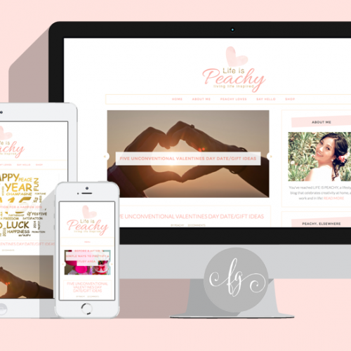 Featured Project: Life is Peachy
