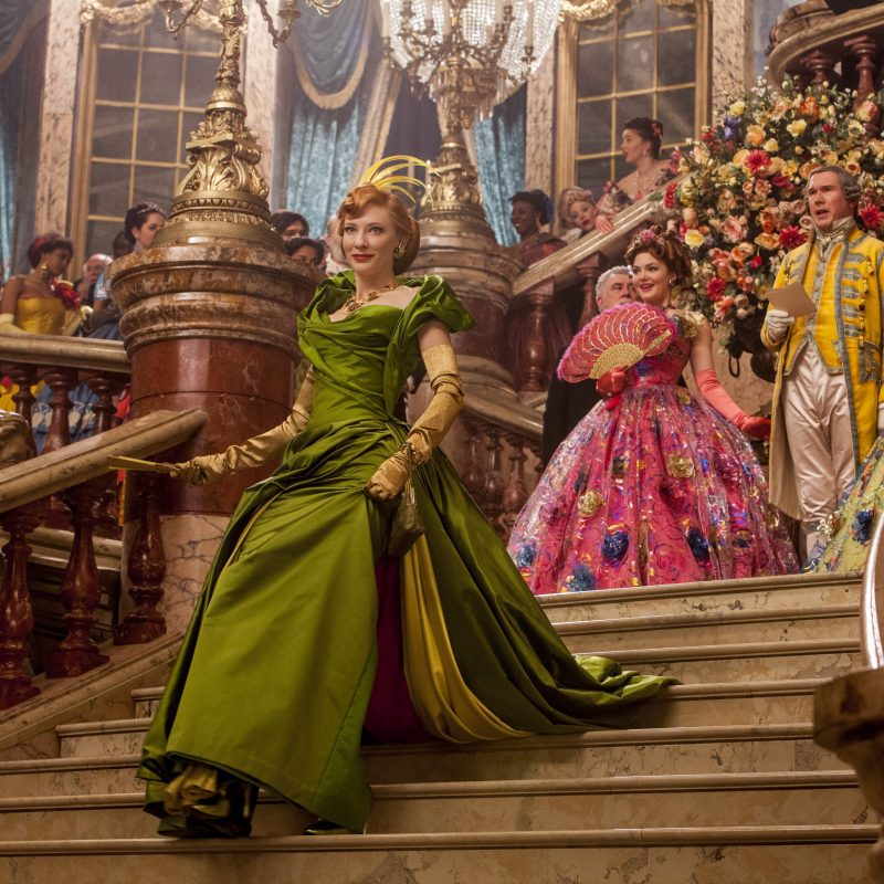 Oh, Lady Tremaine!