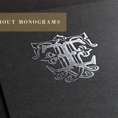 Mad about Monograms