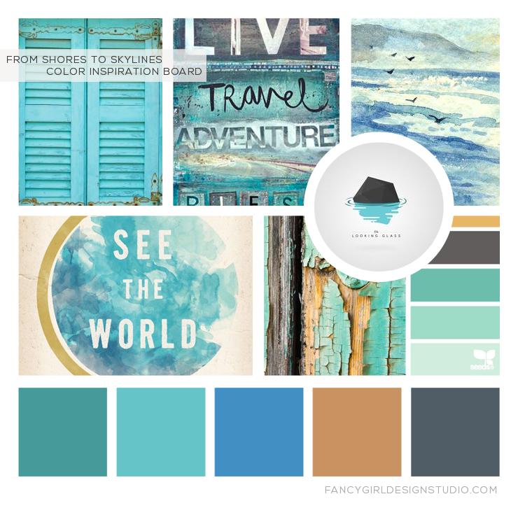 shorestoskylines-colorboard