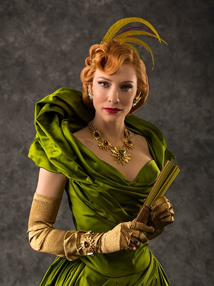 promotional photo for Cinderella