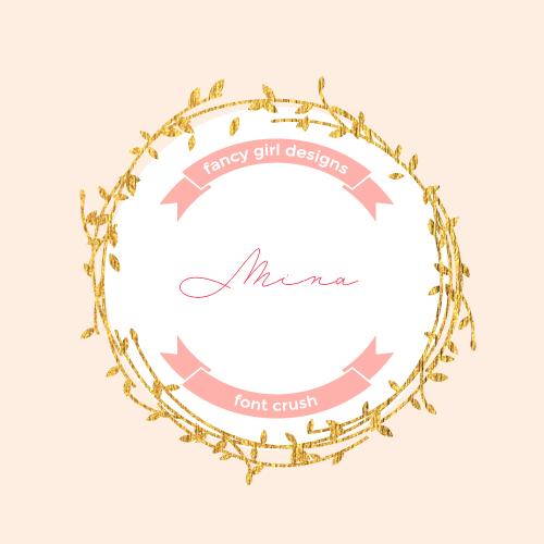 Font Crush: Mina