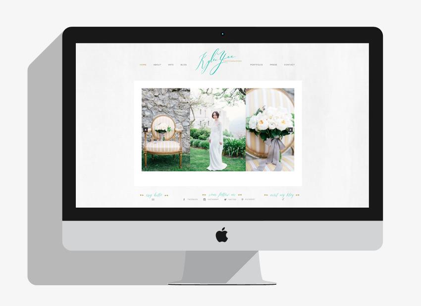 kylee-homepage