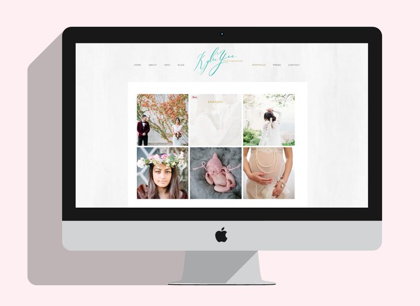 kylee-portfoliopage