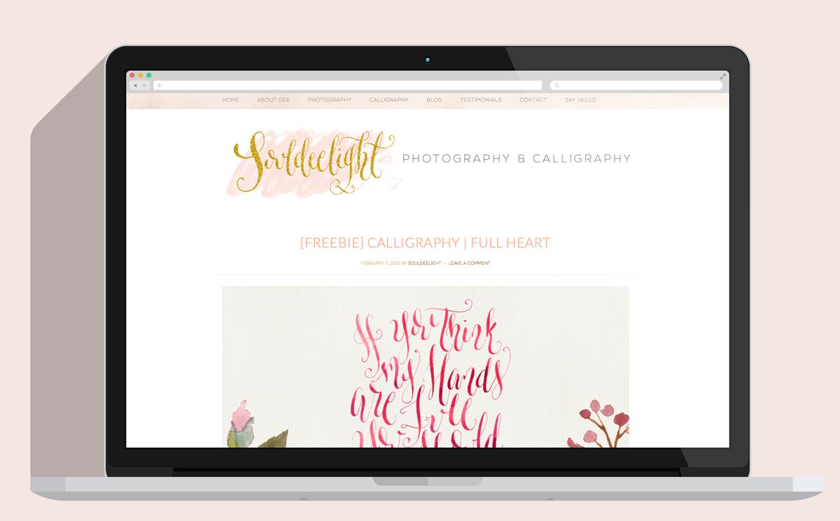 souldeelight-blog-page