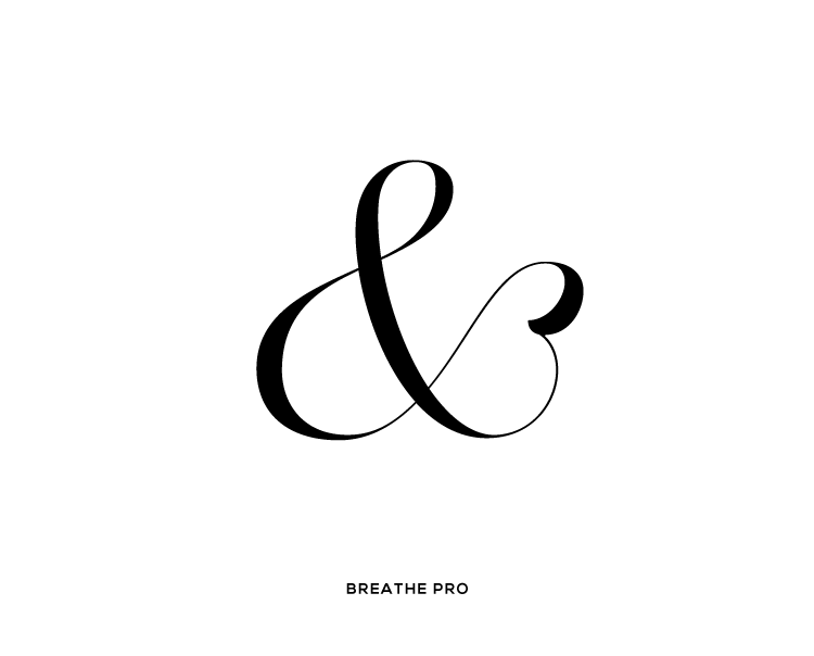 Ampersand-Breathe
