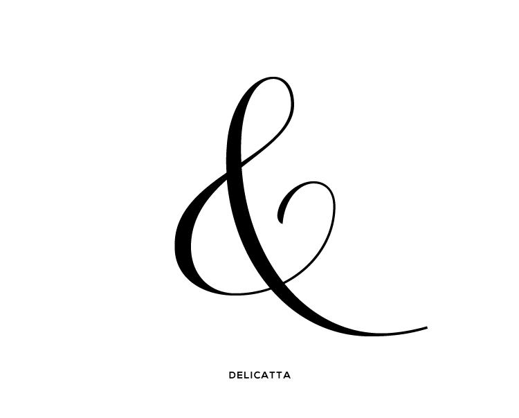 Ampersand-Delicatta