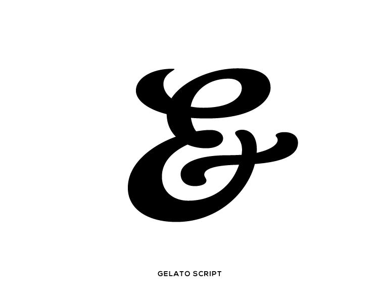 Ampersand-Gelato