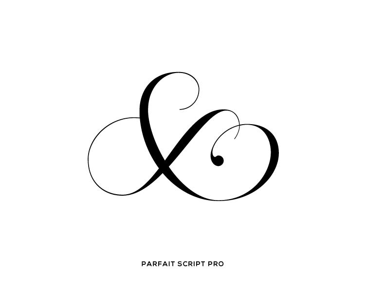 Ampersand-Parfait