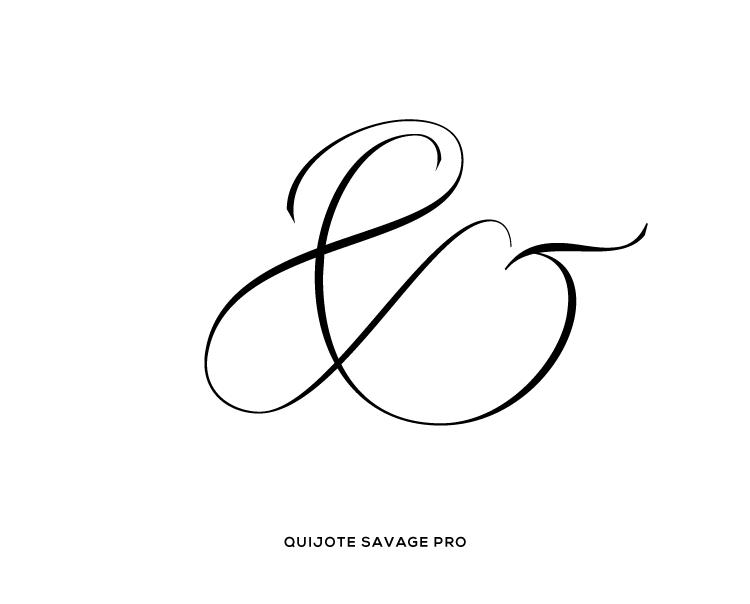 Ampersand-Quijote