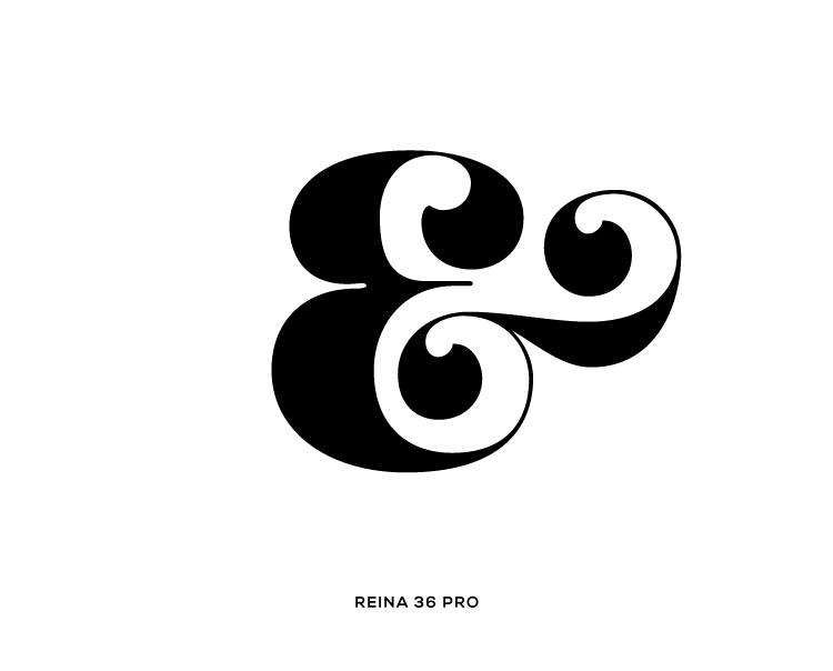 Ampersand-Reina