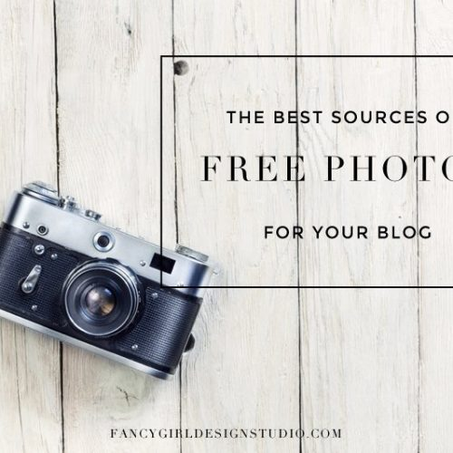 The best sources of free photos for your blog