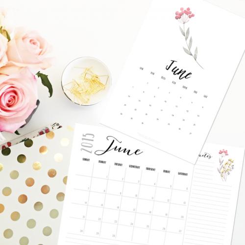 The June Calendar is coming!