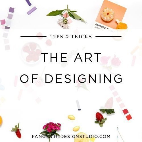 The Art of Designing