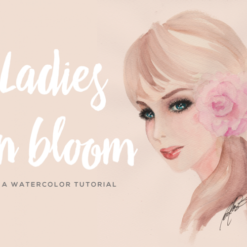 Ladies in Bloom