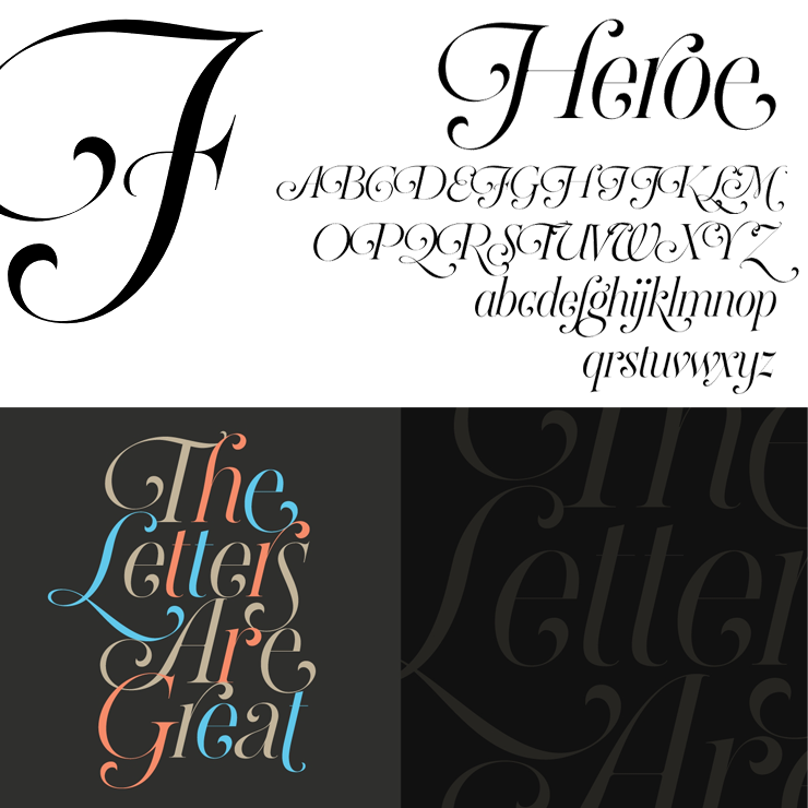 Why use premium fonts fancy girl designs