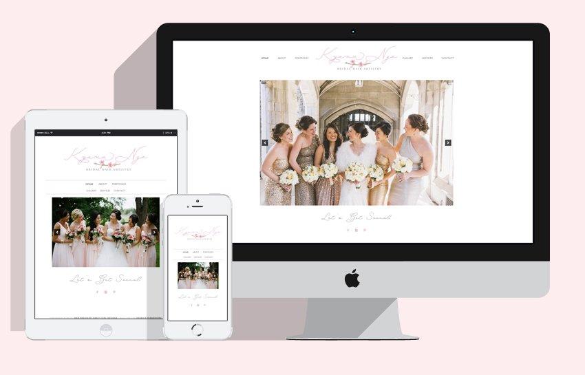 Kyana Ngo Responsive Website