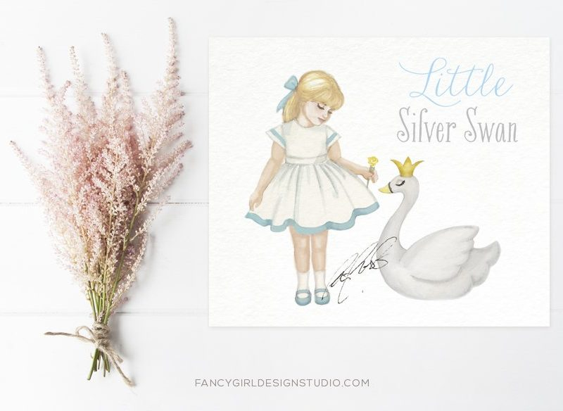 Featured Project: Little Silver Swan
