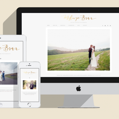 Featured Project: McKenzieBrown Photography