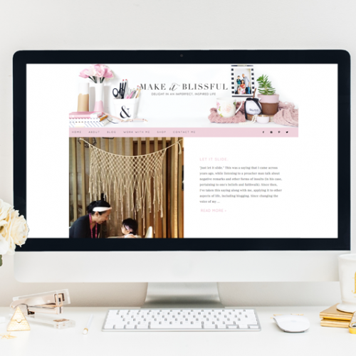 Featured Project: Make it Blissful