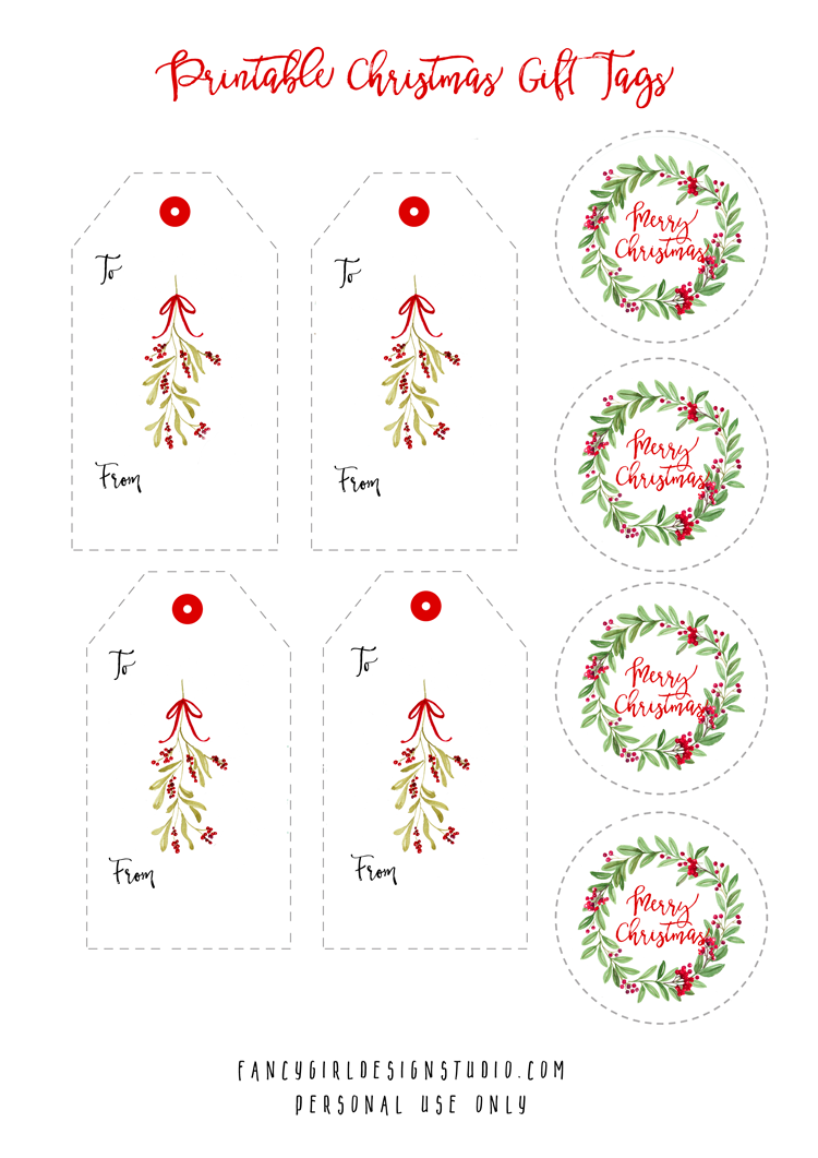 FancyGirl-Printable-Christmas-Gift-Tags