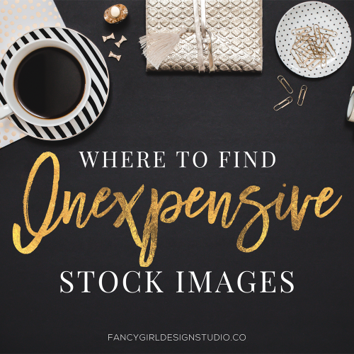 Where to Find Inexpensive Stock Images
