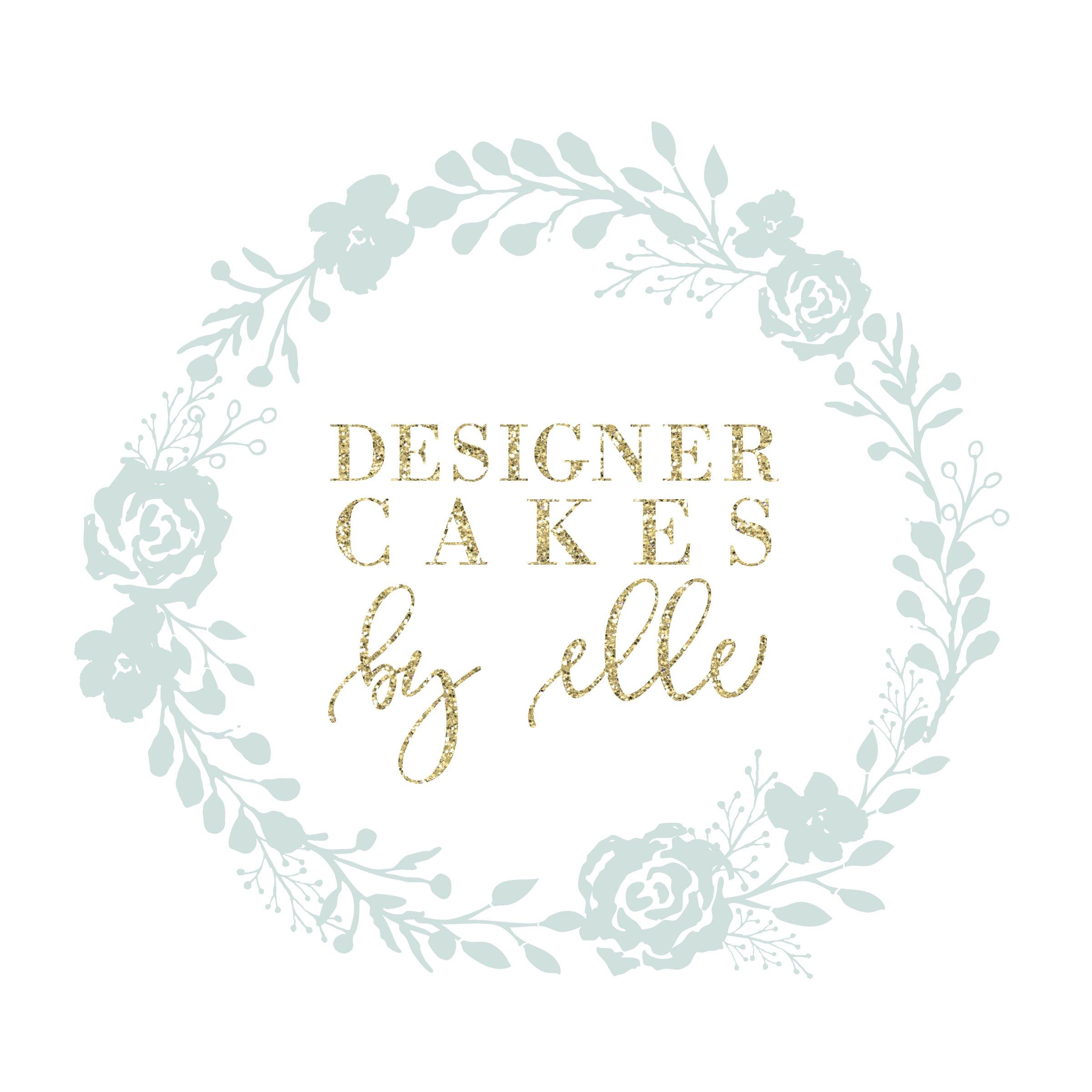 Designer Cakes by Elle Logo