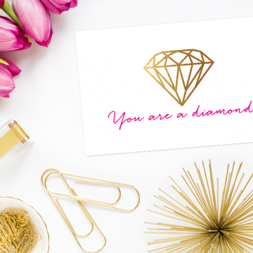 Featured Project: Connecting Diamonds