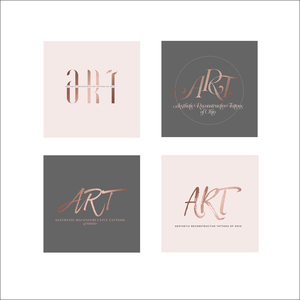 ART LOGO concepts
